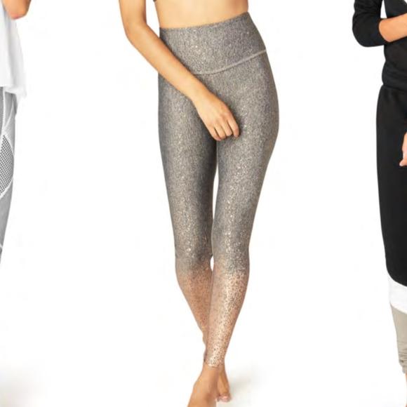 c576667e3355a Beyond Yoga Pants | Alloy Ombre High Waist Midi Legging | Poshmark